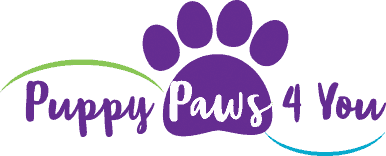 Puppy Paws 4 You Logo